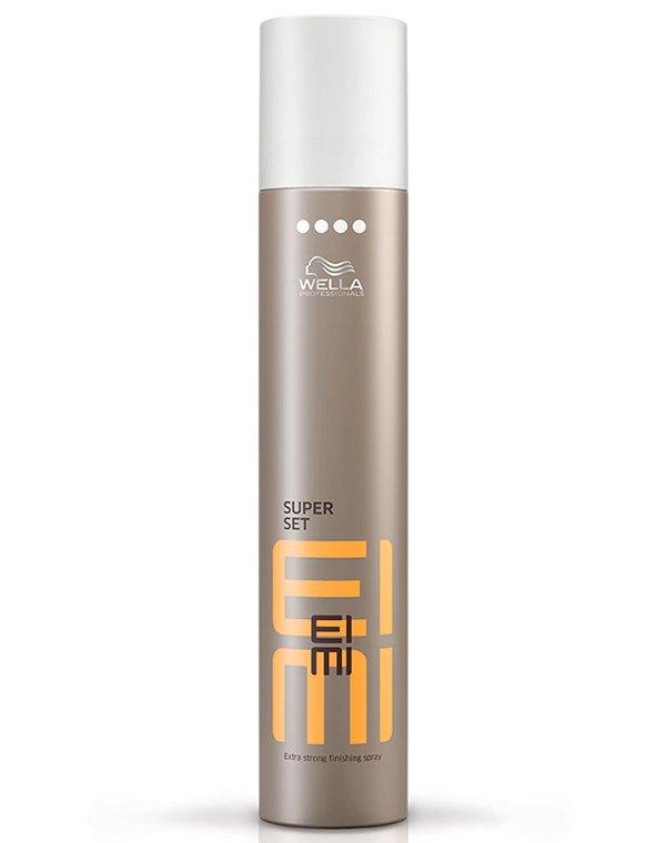Лак для волос экстрасильной фиксации Super Set Wella - Профессиональная косметика для волос