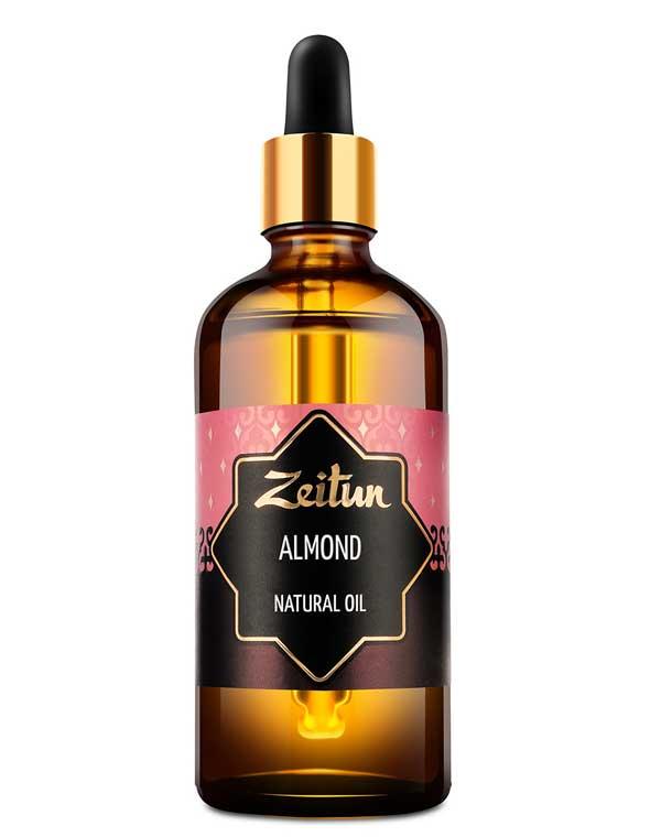 Масло сладкого миндаля натуральное Zeitun