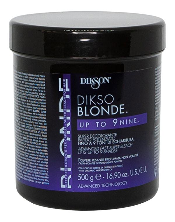 Фото - Супер обесцвечивающее средство Dikso blonde deco, Dikson, 500 мл dikson средство setamyl для волос 12 12 мл