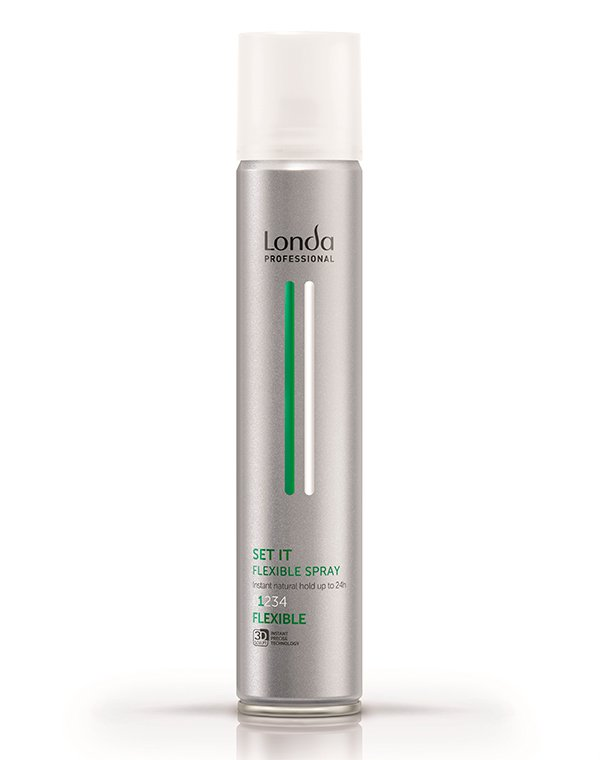 Спрей, мусс Londa Professional Лак для волос нормальной фиксации Finish fix it Londa
