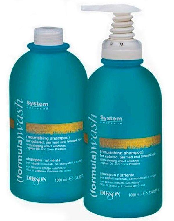 Шампунь Увлажняющий для частого мытья Shampoo Wash Moisturizing, Dikson