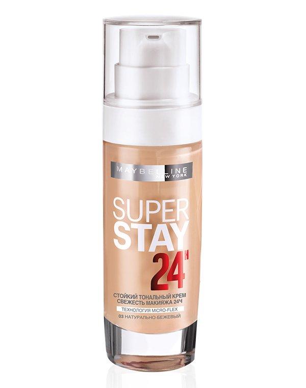 Тональный крем Super Stay 24H, MAYBELLINE - Декоративная косметика