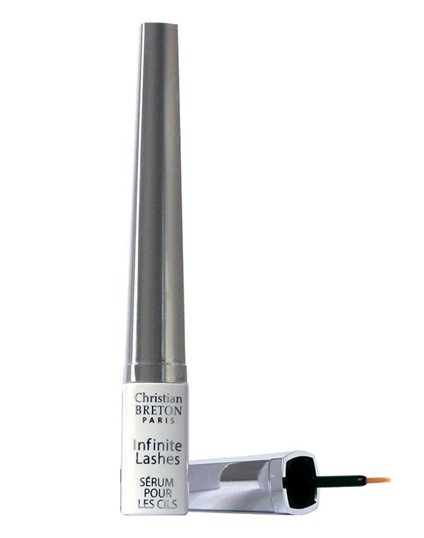 Укрепляющая стимулирующая сыворотка для ресниц «бесконечные ресницы», Christian Breton, 4мл