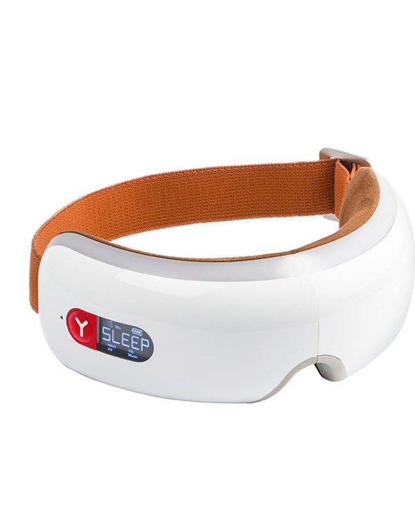 Купить Массажер, аппарат Yamaguchi, Массажер для глаз Yamaguchi Axiom Eye AF (белый/терракотовый)