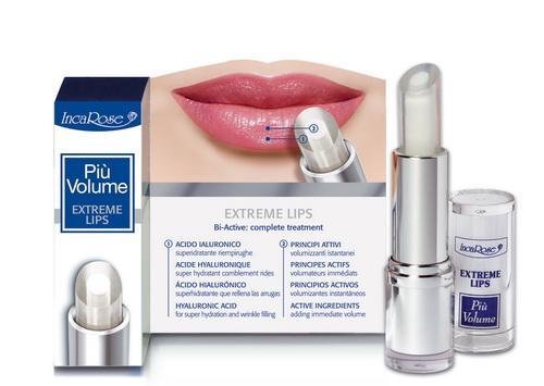 Средство для ухода за губами Inca Rose  Piu Volume Extreme Lips 4 мл Созвездие Красоты 1132.000
