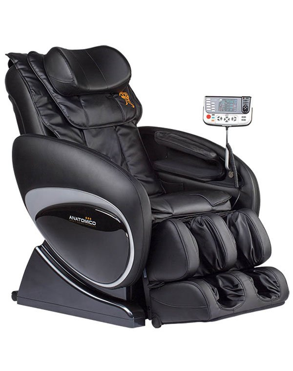 Массажное кресло Anatomico PerfettoМассажные кресла<br>Роскошь, комфорт и многофункциональность сочетаются в кресле ANATOMICO Perfetto. Модель является одним из лидеров продаж. Ведь она способна заменить профессионального массажиста.<br>