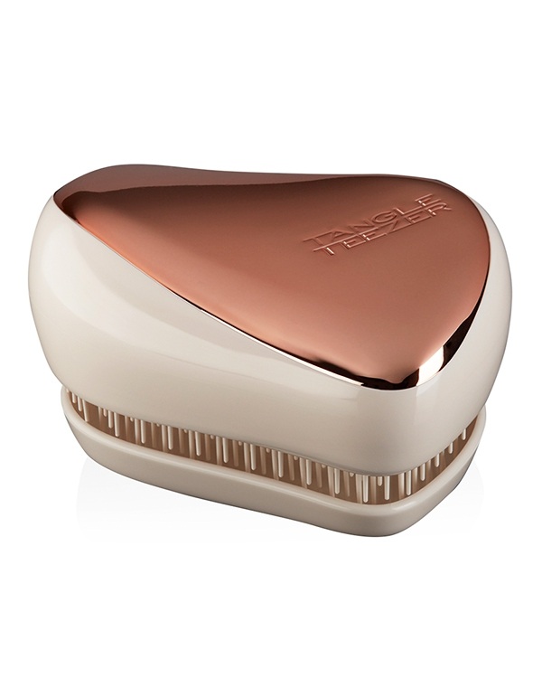 Купить Щетка, расческа Tangle Teezer, Расческа Tangle Teezer Compact Styler Rose Gold Luxe