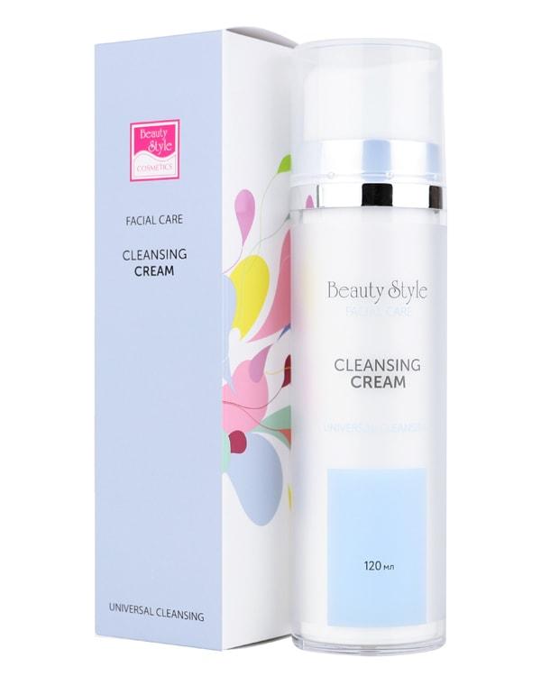 Очищающие сливки Cleansing universal для всех типов кожи, Beauty Style, 120 мл