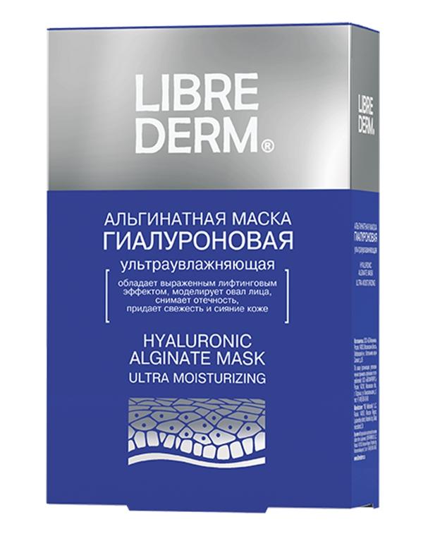 Маска Librederm Ультраувлажняющая альгинатная маска № 5 Гиалуроновая, Librederm, по 30 г сковорода d 20 см frybest skin cm f20i skin