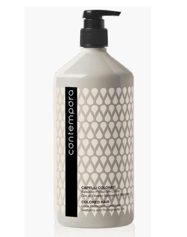 Кондиционер, бальзам BarexУход за окрашенными и мелированными волосами<br>Легкий кондиционер смягчает волосы, предотвращает сечение и спутывание кончиков. Способствует сохранению цвета.<br><br>Бренды: Barex<br>Вид товара: Кондиционер, бальзам<br>Область ухода: Волосы<br>Назначение: Защита цвета, Органический уход<br>Тип кожи, волос: Окрашенные, Осветленные, мелированные<br>Косметическая линия: Сontempora Уход на основе фруктовых масел и масла облепихи