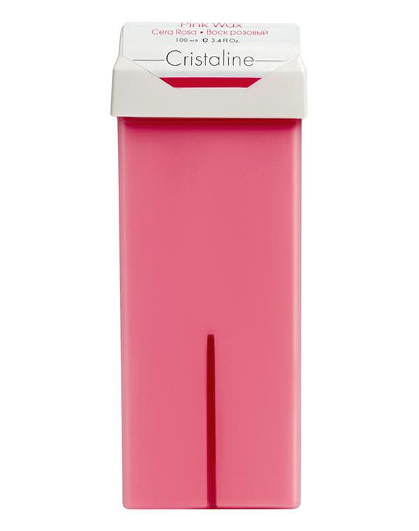 Воски в картриджах CristalineВоски для депиляции<br>Воск розового цвета с кремообразной текстурой,обладает противовоспалительным,успокаивающим и смягчающим действием. Эффективно удаляет в...<br><br>Бренды: Cristaline<br>Вид товара: Воски в картриджах<br>Область ухода: Бикини, Тело, Руки, Ноги<br>Назначение: Эпиляция, депиляция