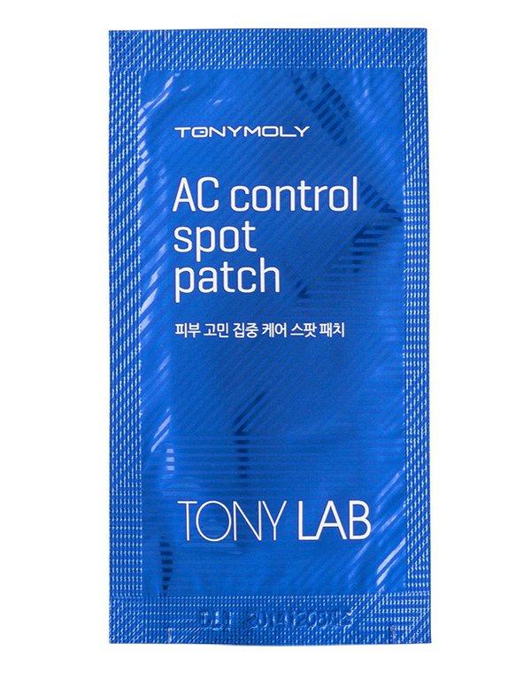 Патчи от воспалений TonyLab AC Control Spot Patch, Tony MolyКосметика для лица<br>Наклейки позволят забыть о черных точках. Они матовые и прозрачные. Поэтому патчи совершенно незаметны на лице!<br><br>Бренды: Tony Moly<br>Вид товара: Нетканная маска, патч<br>Область ухода: Лицо<br>Назначение: Противовоспалительное, Восстановление и защита<br>Тип кожи, волос: Жирная и комбинированная, Нормальная<br>Возрастная группа: Более 40, До 30, До 40