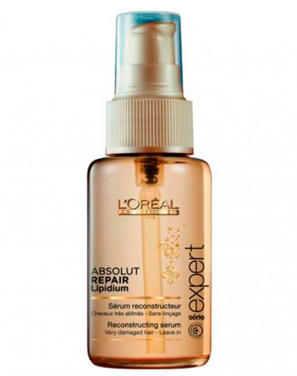 Сыворотка, флюид Loreal Professional Сыворотка Absolut Repair Lipidium Loreal