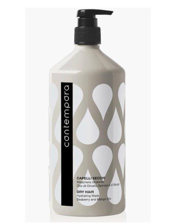 Маска увлажняющая с маслом облепихи и маслом манго, BarexМаски для сухих волос<br>Маска для интенсивного увлажнения волос любого типа и структуры. Обеспечивает полноценный уход, питание и защиту.<br><br>Бренды: Barex<br>Вид товара: Кондиционер, бальзам<br>Область ухода: Волосы<br>Назначение: Восстановление волос, Для секущихся кончиков<br>Тип кожи, волос: Осветленные, мелированные, Окрашенные, Вьющиеся, Сухие, поврежденные, Нормальные, Тонкие<br>Косметическая линия: Сontempora Уход на основе фруктовых масел и масла облепихи