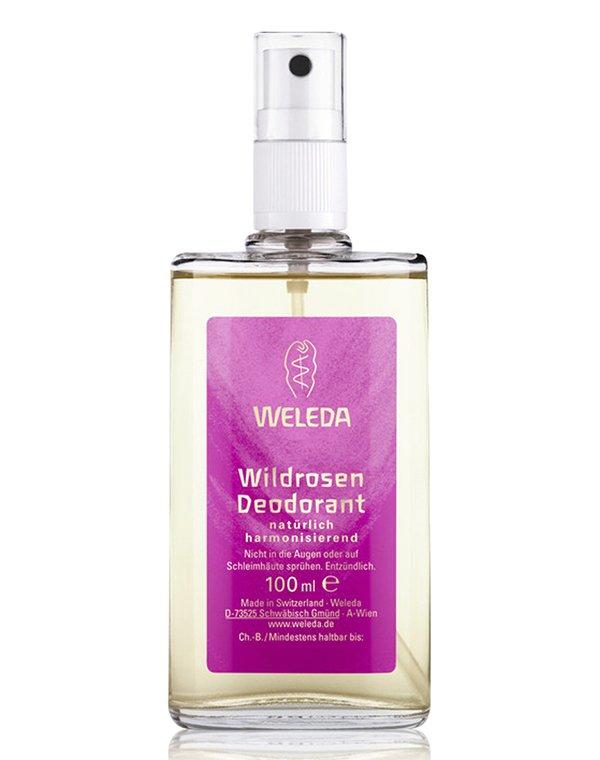 Розовый дезодорант, Weleda - Косметика для тела