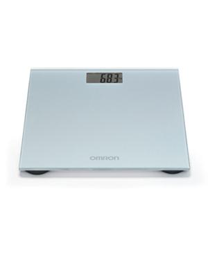 Весы персональные цифровые HN-289 (HN-289-ESL) серые, OMRON