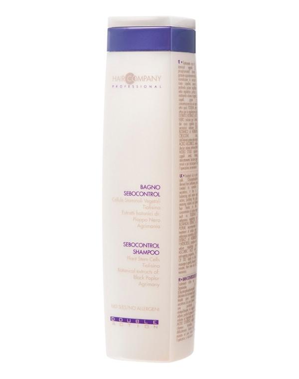 Шампунь Hair Company ProfessionalШампуни для окрашеных волос<br>Очищает волосы и кожу головы, восстанавливает нормальную функцию сальных желез.<br><br>Бренды: Hair Company Professional<br>Вид товара: Шампунь<br>Область ухода: Волосы<br>Назначение: Очищение волос<br>Тип кожи, волос: Осветленные, мелированные, Окрашенные, Вьющиеся, Сухие, поврежденные, Жирные, Нормальные, Тонкие<br>Косметическая линия: Линия Double Action Ламинирование и лечение для волос<br>Объем мл: 250