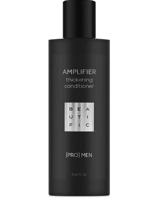 Бальзам-кондиционер для волос укрепляющий мужской Amplifier Beautific бальзам для волос nanoderm