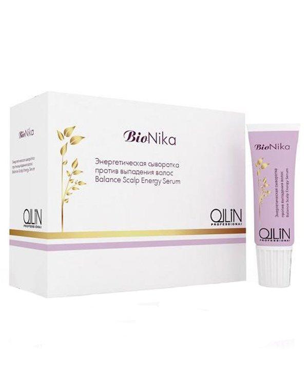 Сыворотка, концентрат Ollin Сыворотка энергетическая против выпадения волос Balance Scalp Energy Serum, Ollin energy