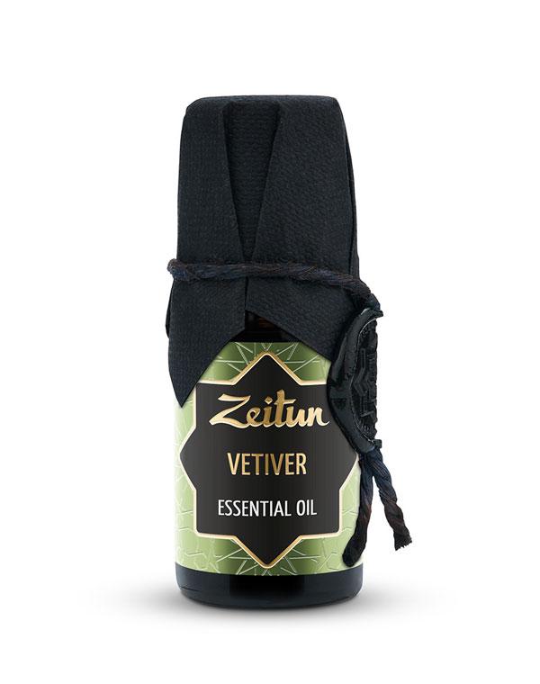 Масло эфирное Ветивер Zeitun