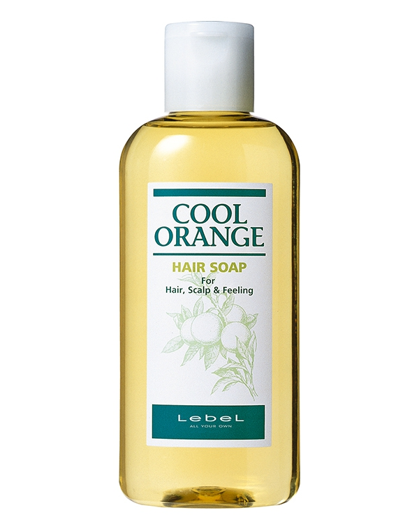 Шампунь для волос Cool Orange Hair Soap Cool, Lebel