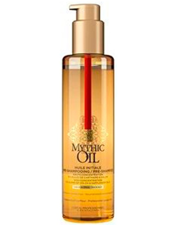 Пре-Шампунь для толстых волос Mythic Oil Loreal