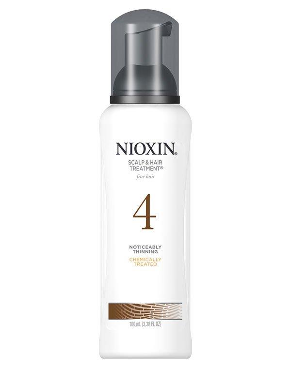 Маска для волос NioxinМаски для сухих волос<br>Профессиональный продукт для химически обработанных волос, возвращает им блеск и объем.<br><br>Бренды: Nioxin<br>Вид товара: Маска для волос<br>Область ухода: Волосы<br>Назначение: Увлажнение и питание, От выпадения волос, Стимуляция роста, Для объема<br>Тип кожи, волос: Осветленные, мелированные, Окрашенные, Сухие, поврежденные, Нормальные, Тонкие<br>Косметическая линия: Линия Система 4 Для тонких химобработанных волос заметно редеющих<br>Объем мл: 100