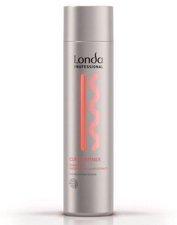 Шампунь для кудрявых волос Curl Definer LondaШампунь рекомендован для очищения натуральных волос и химически завитых прядей.<br><br>Бренды: Londa Professional<br>Вид товара: Шампунь<br>Область ухода: Волосы<br>Назначение: Очищение волос, Для завивки<br>Тип кожи, волос: Вьющиеся<br>Косметическая линия: Линия Curl Definer для кудрявых волос