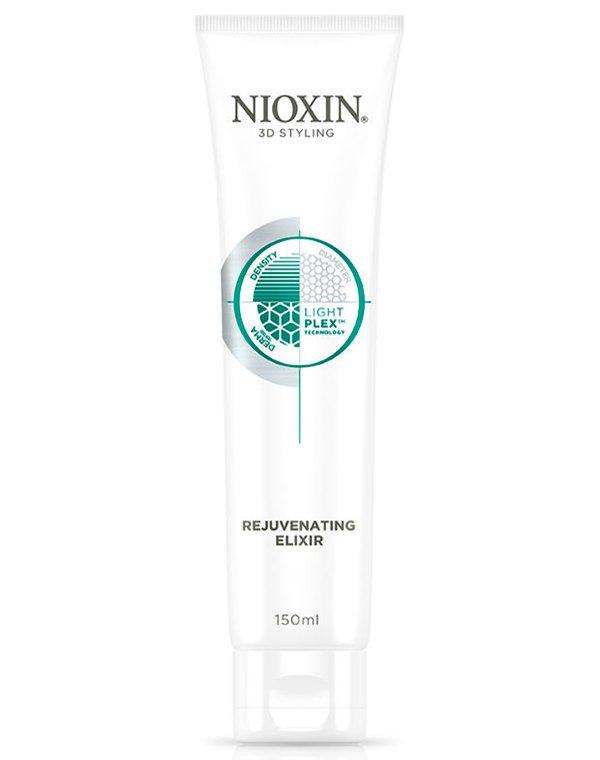 Сыворотка, флюид Nioxin Эликсир восстанавливающий 3D Styling Rejuvenating Elixir Nioxin