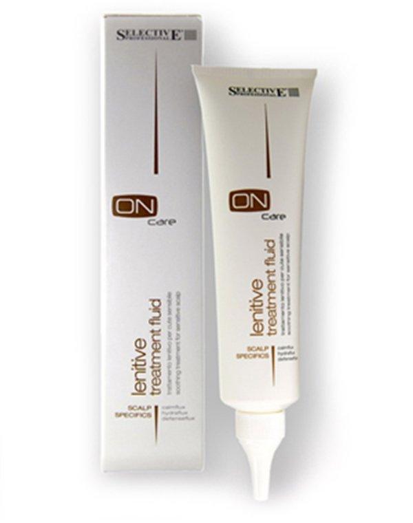 Сыворотка, флюид Selective Успокаивающее средство для чувствительной кожи головы Lenitive Treatment Fluid, Selective