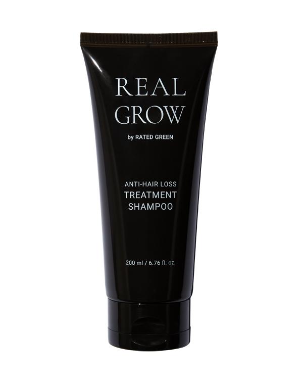 Фото - Шампунь против выпадения волос Anti Hair Loss Treatment Shampoo 200 мл Rated Green miriamquevedo шампунь extreme caviar special hair loss shampoo против выпадения волос с экстрактом черной икры 250 мл