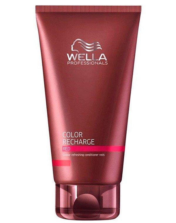 Кондиционер, бальзам Wella ProfessionalБальзамы для окрашеных волос<br>Бальзам ухаживает за поврежденными волосами после окрашивания, стабилизирует красные оттенки.<br><br>Бренды: Wella Professional<br>Вид товара: Кондиционер, бальзам<br>Область ухода: Волосы<br>Назначение: Защита цвета, Тонирование<br>Тип кожи, волос: Окрашенные<br>Косметическая линия: Линия Wella Color Recharge оттеночная для волос