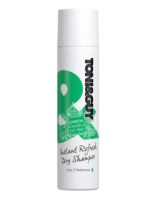 Шампунь Tony&Guy  сухой мгновенная свежесть Instant refresh Dry Shampoo, Toni&, 250 мл