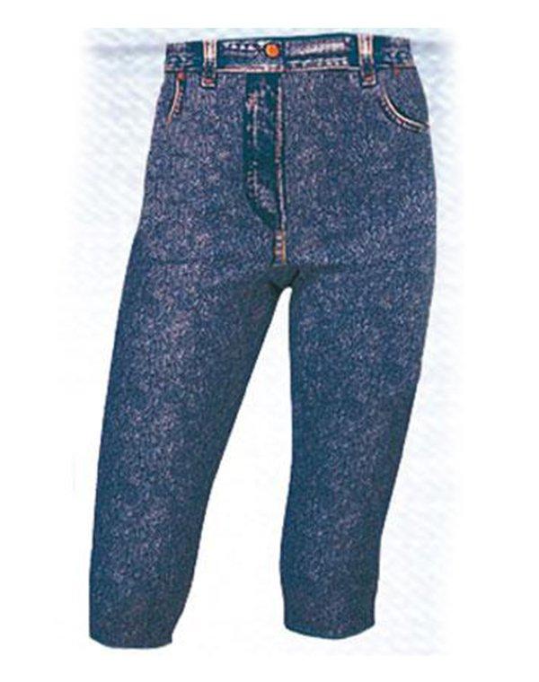 Антицеллюлитные бриджи с эффектом сауны Jeans Corsario, Turbo Cell сауны