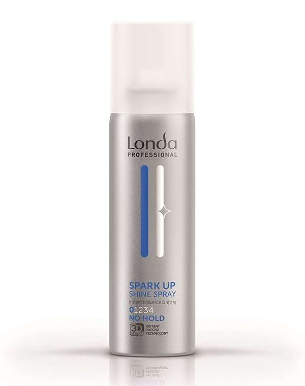 Спрей, мусс Londa Professional Спрей-блеск для волос (без фиксации) Shine spark up Londa