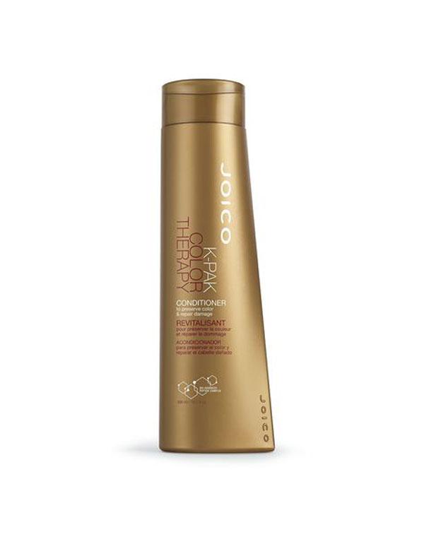 Кондиционер восстанавливающий для окрашенных волос K-PAK color therapy conditioner 300 мл Joico кондиционер для волос черная ваниль и мед indian khadi 300 мл