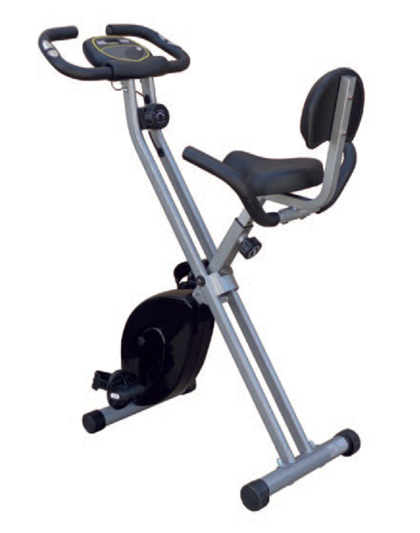 Велотренажер HousefitТренажеры<br>Уникальный велотренажер HB-8231HPB Housefit для дома с двойным маховиком и складной конструкцией.<br><br>Бренды: Housefit<br>Вид товара: Велотренажер<br>Область ухода: Тело<br>Назначение: Тренировка мышц