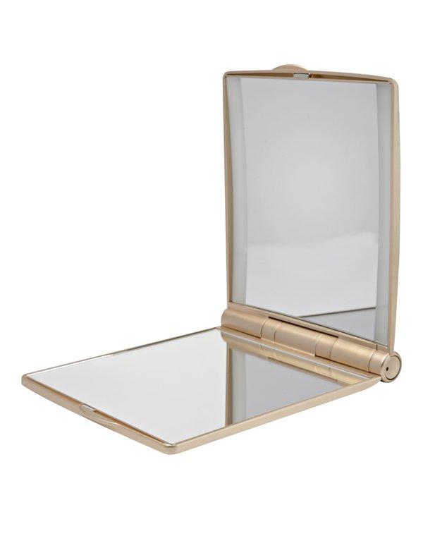 LM1417 Зеркало-планшет косметологическое 1/3х, с подсветкой, GezatoneЗеркало косметическое с подсветкой<br>Стильное зеркало-планшет для нанесения макияжа и проведения косметических процедур – Ваш образ безупречен!<br><br>Бренды: GEZATONE<br>Вид товара: Зеркала<br>Область ухода: Лицо<br>Цвет: Золотистый