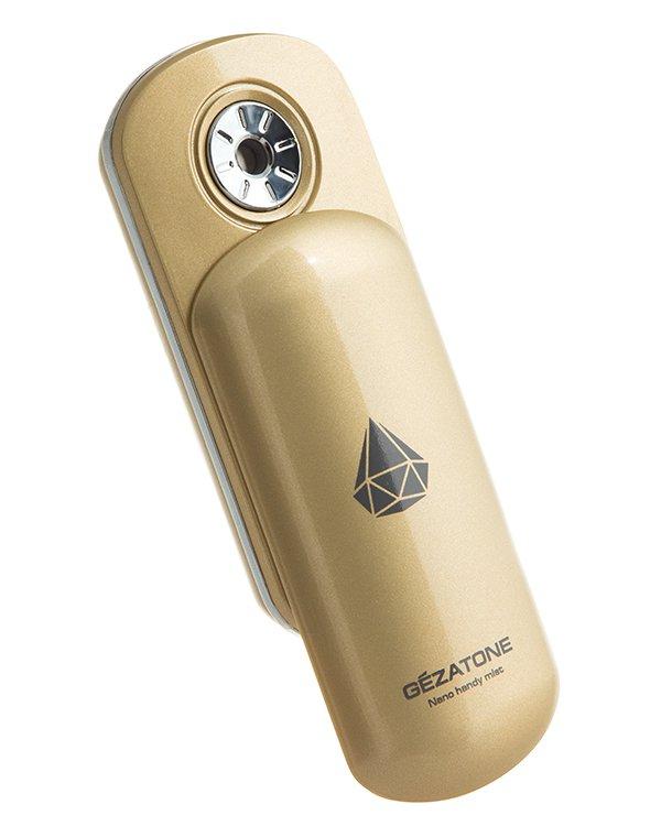 Увлажнитель для кожи лица Nano Steam AH 903, GezatoneУвлажнитель кожи лица<br>Компактный увлажнитель для кожи лица Gezatone мгновенно увлажняет воздух и кожу, дарит комфорт и легкость дыхания.  Глубокое увлажнение, устранение сухости волос и кожи всего за 30 секунд!<br>