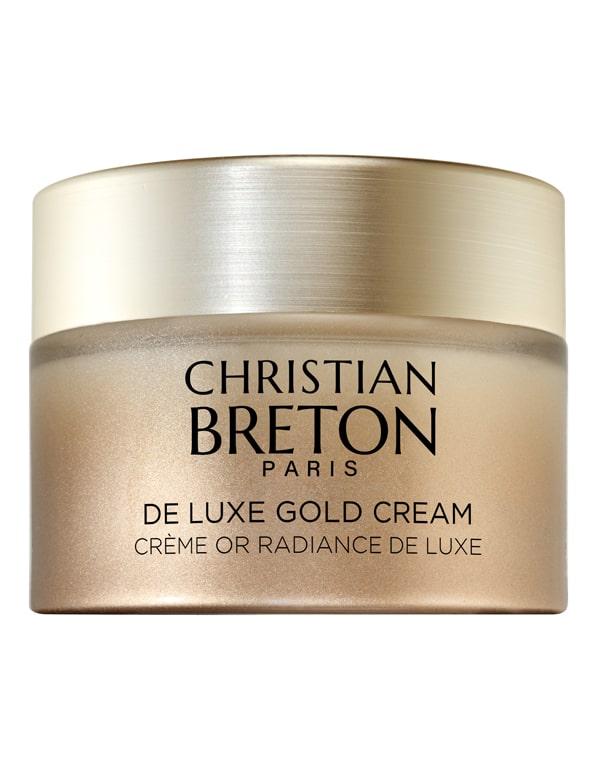 Крем для увядающей кожи Золотая роскошь, Christian Breton, 50 мл
