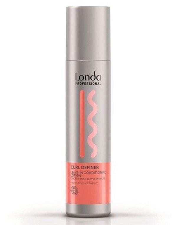 Кондиционер, бальзам Londa ProfessionalБальзамы для лечения волос<br>Лосьон-кондиционер восстановит эластичность и упругость завитков, усилит блеск.<br><br>Бренды: Londa Professional<br>Вид товара: Кондиционер, бальзам, Несмываемый уход, защита<br>Область ухода: Волосы<br>Назначение: Для завивки<br>Тип кожи, волос: Вьющиеся<br>Косметическая линия: Линия Curl Definer для кудрявых волос