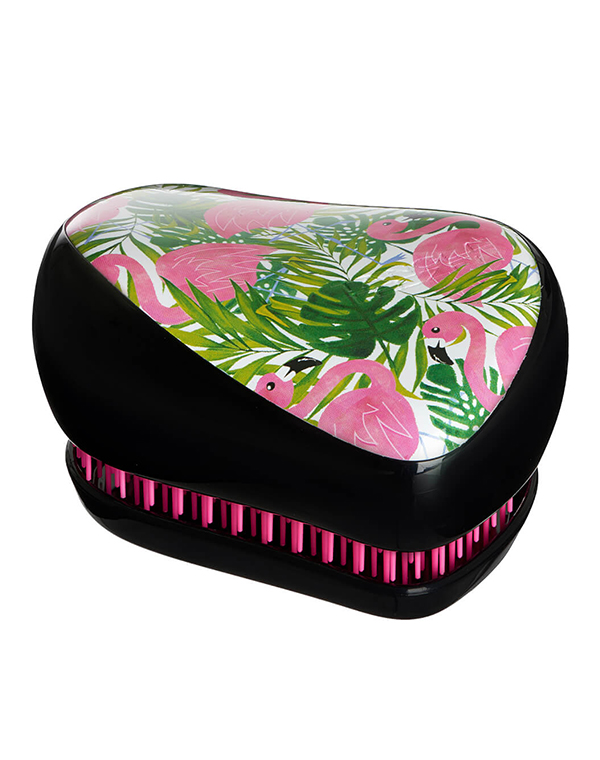 Расческа Compact Styler Skinny Dip Green, Tangle Teezer цена