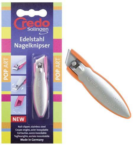 Credo Кусачки для ногтей (клиппер) Pop Art - Маникюрные наборы