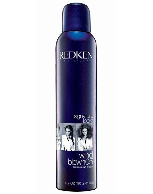 Спрей для объема и текстуры Wind Blown 05 RedkenСредства для укладки волос<br>Сделать локоны более объемными и текстурированными поможет специальный спрей Wind Blown от американской марки Редкен.<br><br>Бренды: Redken<br>Вид товара: Спрей, мусс<br>Область ухода: Волосы<br>Назначение: Для объема<br>Тип кожи, волос: Осветленные, мелированные, Окрашенные, Вьющиеся, Сухие, поврежденные, Жирные, Нормальные, Тонкие<br>Косметическая линия: Линия Styling для укладки волос