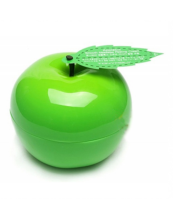 Пилинг, скраб Tony Moly Пилинг для лица Appletox Smooth Massage Peeling Tony Moly 80 гр кисть tony moly professional all about brush 1 шт