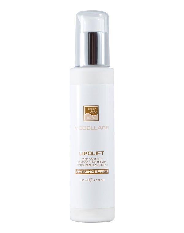 Моделирующий крем для лица «LIPOLIFT» Modellage, Beauty Style, 150 мл гель антицеллюлитный beauty style modellage целлюгель