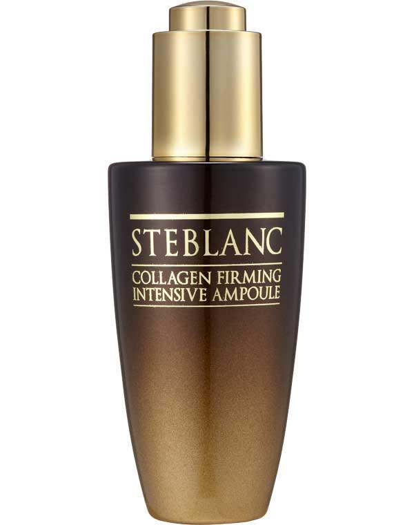 Сыворотка лифтинг для лица с коллагеном Collagen Firming Intensive Ampoule Steblanc недорого