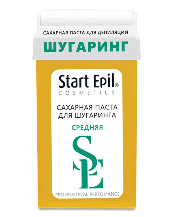 Косметика для депиляции Aravia Сахарная паста   в картридже «Средняя» Start Epil  Professional, 100 гр