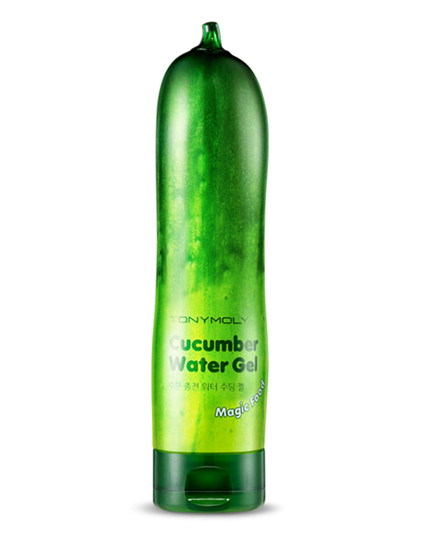 Пилинг, скраб Tony Moly Гель с экстрактом огурца Magic Food Cucumber Water Gel, Tony Moly