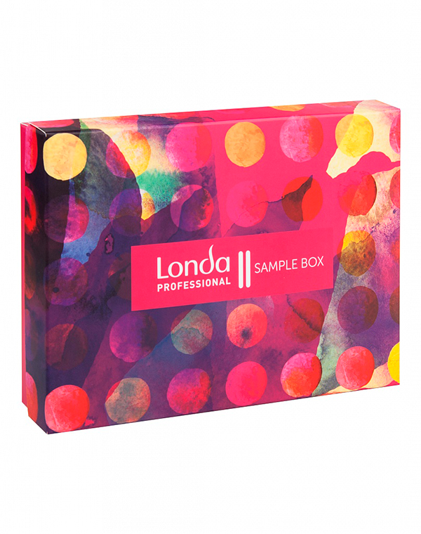 Молочко, пенка Londa Professional Подарочный набор Londa